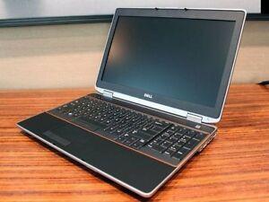 Portable Usagé Dell E6520 à très bon prix!
