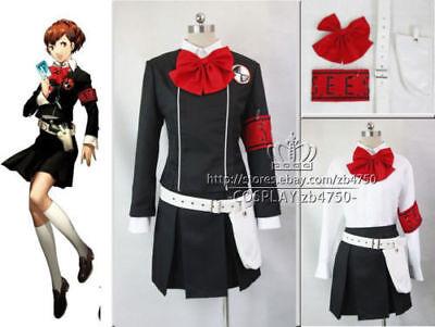 Persona 3 Fuuka FGRTY amagishi Halloween Cosplay:8