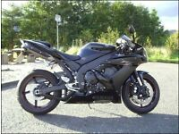 2005 Yamaha R1 Track/Road bike with extras