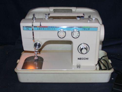 Necchi Sewing EBay Stunning Italian Sewing Machine Brands