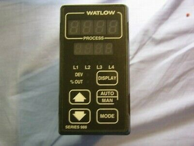 Watlow 988a-10bb-barr Temperature Process Controller New In Box