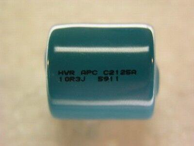 2 Apc Hvr C2125a10r3j 10.3 Ohm 5 4w 2800 Joules High Voltage Resistors