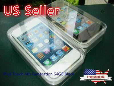 US SELLER!!! New iPod Touch 4th Generation 64GB Black MP3 MP4 Player comprar usado  Enviando para Brazil