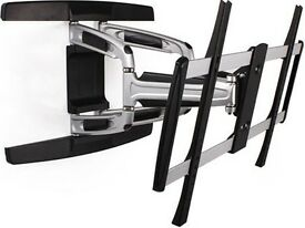 "TV WALL MOUNT BRACKET 32""-70"" FULL MOTION - ALUMINIUM"
