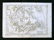 Antique Maps Great Lakes
