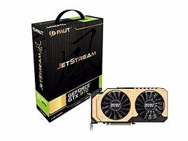 Palit GTX 970 JetStream 4GB GDDR5 PCI-E Graphics Card
