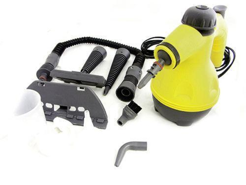 Handheld Steam Cleaner Ebay