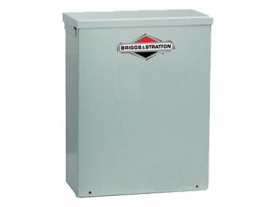 Briggs 200 Amp Transfer Switch Liquid Cooled Standby Generators 71036-r