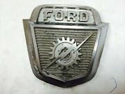 1957 Ford Emblem