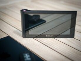 Garmin nuviCam LMT-D with built-in dash cam