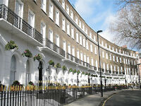 Studio flat in Cartwright Gardens, Bloomsbury, London