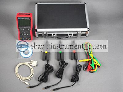 Etcr4300 Three 3 Phase Digital Phase Volt-ampere Meter New