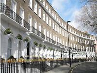 Luxury studio flat in Bloomsbury - utlitiy bills, internet, sky, satellite and laundry use INCLUDED