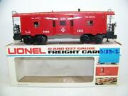Lionel Bay Window Caboose