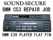 BMW E39 Business Radio