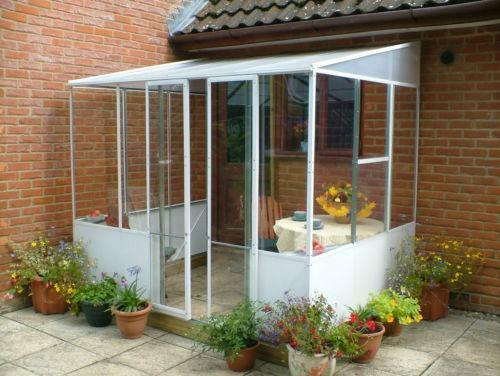Garden room ebay for Garden room lean to