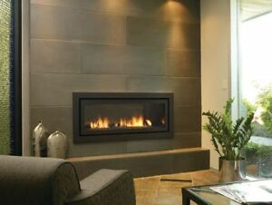 New Linear Direct Vent Gas Fireplaces - 36 and 46 Inch Models