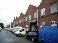 Live work unit in Victorian warehouse with 2 rooms and open area - 510 sq ft in N15 Seven Sisters