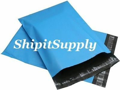 1-1000 6x9 Blue Color Poly Mailers Shipping Boutique Bags Fast Shipping