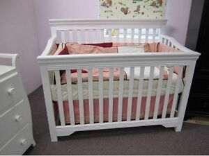 Mega Sale On The Robbi Convertible Crib $349.00