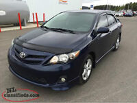 2011 Toyota Corolla Sport-SAFETY INSPECTION DONE