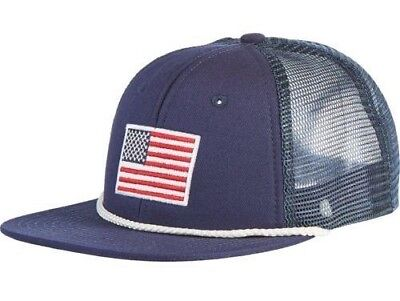 New fashion style American Flag Trucker Hat