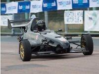 FORMULA 1 F1 JPS SPORTCYCLE TRIKE ROAD LEGAL HONDA BLACKBIRD 1200 POWERED LOOK!!