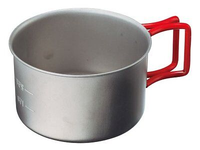 Houseware EVERNEW Titanium Cup 400FD RED EBY265R JAPAN F/S FREE SHIPPING SB