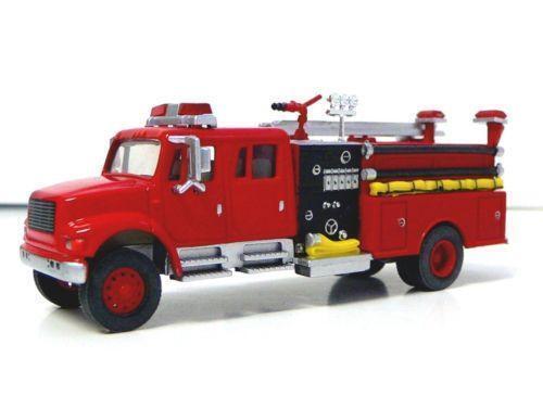Toy Model Trucks : Toy model fire trucks ebay