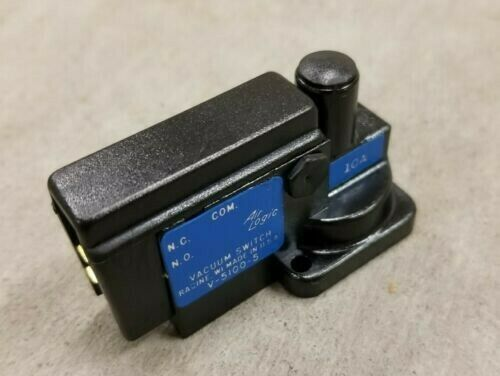 "Air logic Vacuum Pressure Switch FM 0.170 (10 Amp) (1 - 5"" Hg)"