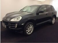 Porsche Cayenne 2009 3.0TDI Automatic For Spares or Export *ONLY*