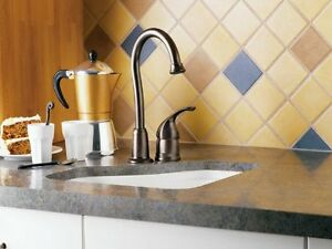 SELLING ::: Camerist chrome one-handle high arc bar FAUCET