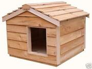 Heated Dog House