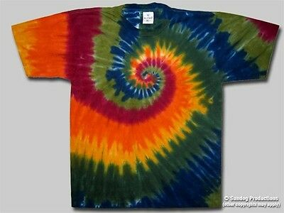 XL earth tone Tie Dye Shirt - New shirt never been worn!!  Won't fade or bleed!! ()