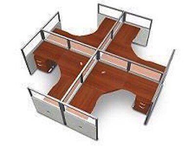 Ofm Rize Workstations R2x2-4772-P Cubicle Work System Panel Tops Partitions Desk Rize Panel System