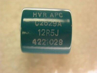2 Hvr Apc 12.5 Ohm 2800 Joules High Voltage Resistors