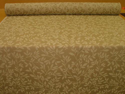 Leaf Curtain Fabric Ebay
