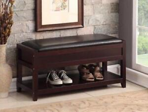 Bedroom Storage Bench | eBay