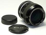 Nikon 105 2.5
