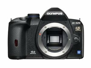 DSLR Camera Olympus E-520 body only