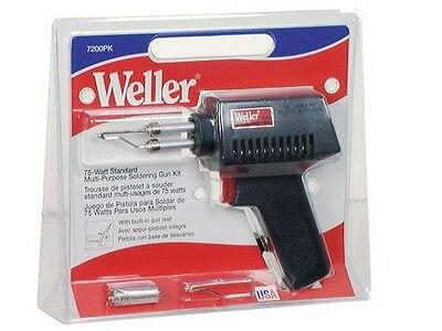 Weller 7200pk Standard Multi-purpose Soldering Gun Kit.