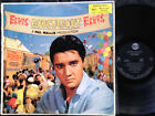 Elvis Presley LP Vinyl Records 1960s DVDs