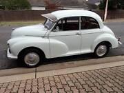 1961 Morris Minor 1000 2 door Sedan Walkerville Walkerville Area Preview