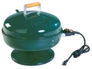 Meco/Aussie Lock N Go Electric Grill, Hunter Green