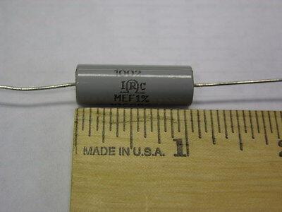 5 Vintage Irc Type Mef 10k 1 5w Precision Resistors