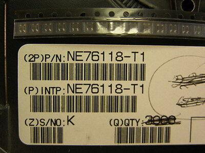 15 Nec Ne76118-tr Gaas Mesfet L To S Low Noise Amps