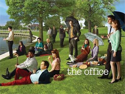 THE OFFICE - SEURAT PARODY POSTER 24x36 - TV 7100