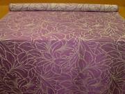 Purple Upholstery Fabric