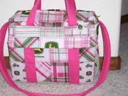 John Deere Diaper Bag
