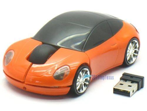 car shape wireless mouse ebay. Black Bedroom Furniture Sets. Home Design Ideas